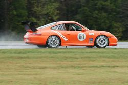 #61 SAMAX/ Doncaster Racing Porsche GT3 Cup: Dave Lacey, Greg Wilkins