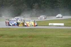 #6 Michael Shank Racing Pontiac Riley: Mike Borkowski, Paul Mears Jr., #2 CITGO - Howard - Boss Moto