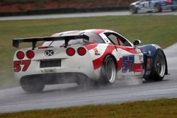 #57 Stevenson Motorsports Corvette: Tommy Riggins, Vic Rice