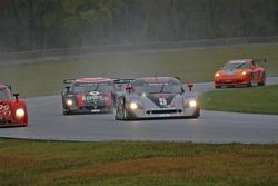 #5 Essex Racing Ford Crawford: Brad Coleman, Colin Braun, #14 Autometrics Motorsports Porsche GT3 Cup: Cory Friedman, Leh Keen