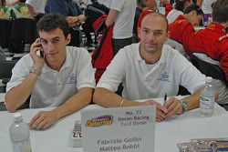 Fabrizio Gollin, Matteo Bobbi
