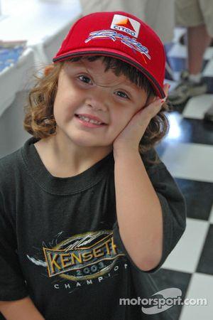 Young fan
