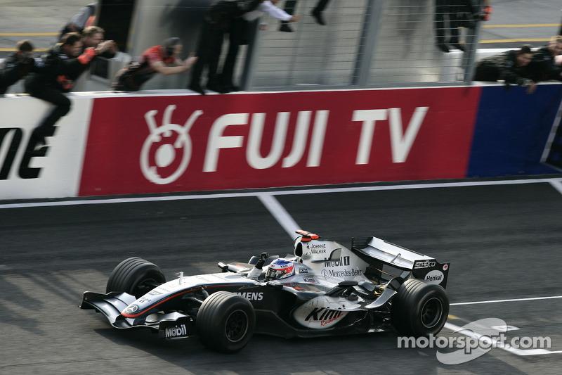 Japon 2005 - Kimi Räikkönen (McLaren)