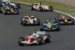 Ralf Schumacher líder