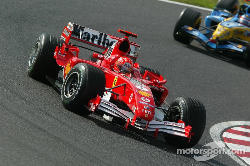 2005. Ferrari F2005