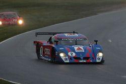 #2 CITGO - Howard - Boss Motorsports Pontiac Crawford: Andy Wallace, Milka Duno, #99 Gainsco/ Blackh