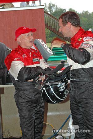 Elliott Forbes-Robinson, Butch Leitzinger