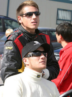 Timo Scheider, Adrian Sutil