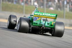 Nelson A. Piquet celebrates another victory