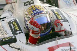Nico Rosberg, champion 2005 de GP2 Series