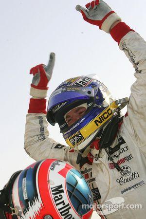 Ganador de la arrera y campeón GP2 Series 2005 Nico Rosberg