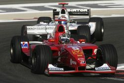 Ernesto Viso y Nico Rosberg