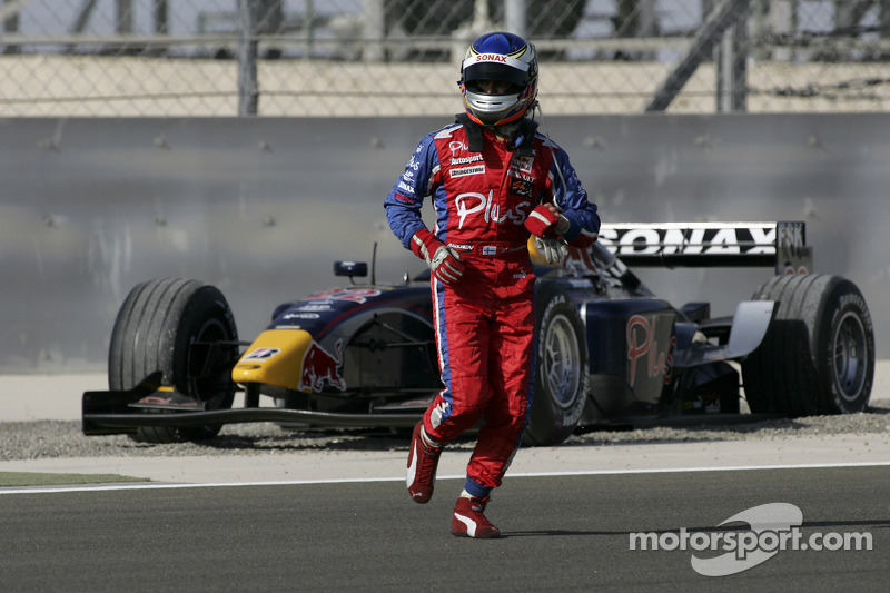 2005 - Vice-Champion GP2