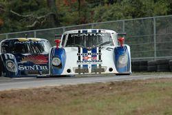 #15 CB Motorsports Pontiac Riley: Chris Bingham, Hugo Guénette, Terry Borcheller, #10 SunTrust Racing Pontiac Riley: Wayne Taylor, Max Angelelli
