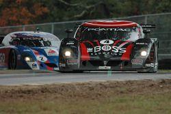 #4 Howard - Boss Motorsports Pontiac Crawford: Butch Leitzinger, Elliott Forbes-Robinson, #2 CITGO -
