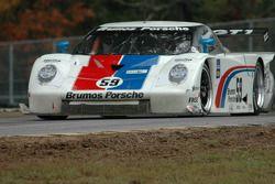 #59 Brumos Racing Porsche Fabcar: Hurley Haywood, JC France