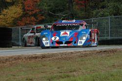 #2 CITGO - Howard - Boss Motorsports Pontiac Crawford: Andy Wallace, Milka Duno, #36 TPC Racing Pors