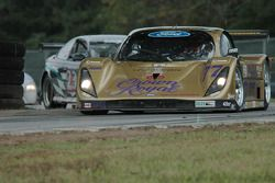 #77 Doran Racing Ford Doran: Fabrizio Gollin, Matteo Bobbi, #23 Horizon Motorsports LLC Pontiac GTO: Kris Szekeres, John Baucom
