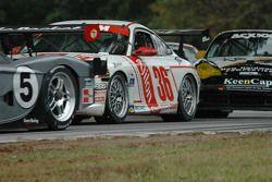 #5 Essex Racing Ford Crawford: Brad Coleman, Colin Braun, #36 TPC Racing Porsche GT3 Cup: Michael Le