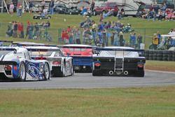 Daytona Prototypes race start