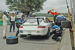 No 88 pit stop