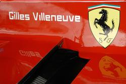 1980 Ferrari 312 T5 van Gilles Villeneuve