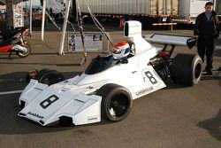 Бобби Рейхол за рулем Brabham BT-44/2 1974 года
