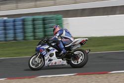 Friday qualifying Superbike