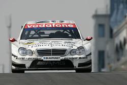 Bruno Spengler, Mercedes