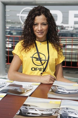 Opel girl
