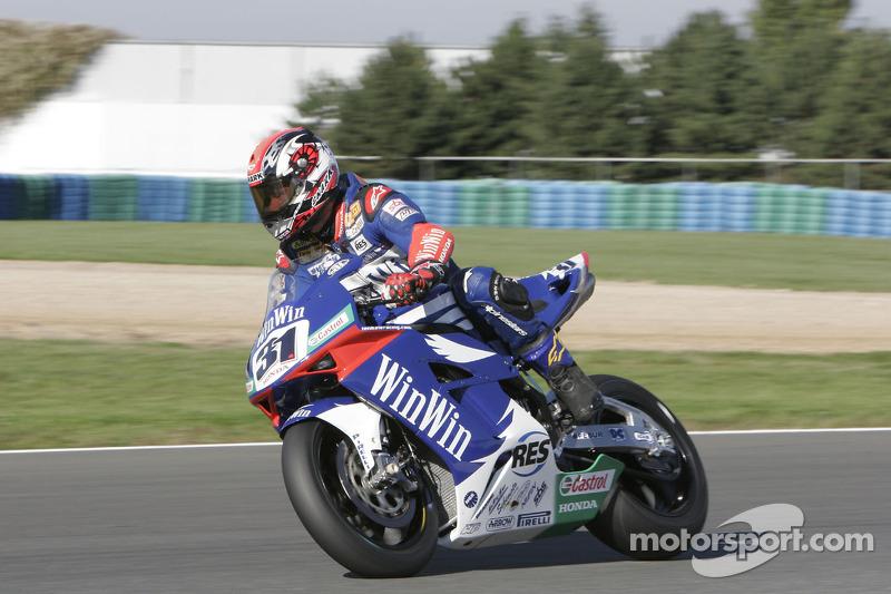 31-K.Muggeridge-Honda CBR 1000 RR-Winston Ten Kate Honda
