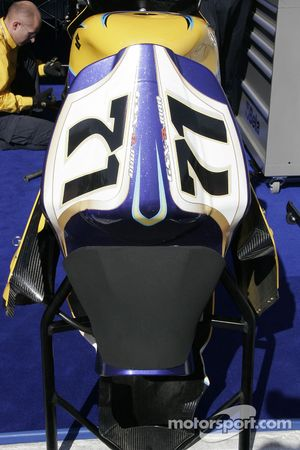 Мотоцикл Юкио Кагаяма