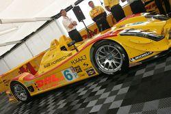 Presentation of the Penske Motorsports Porsche RS Spyder LMP2