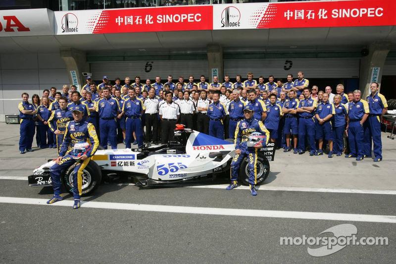 BAR007(2005年中国GP)