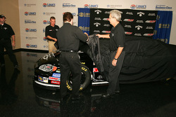 Richard Childress Racing press conference: Clint Bowyer and Richard Childress unveil the 07 Jack Daniel's Chevrolet