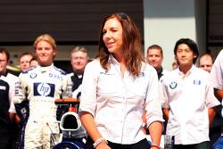 Sesión de fotos de Williams-BMW