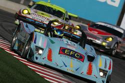#19 Van der Steur Racing Lola B2K/40 AER: Gunnar van der Steur, Erik van der Steur, Ben Devlin