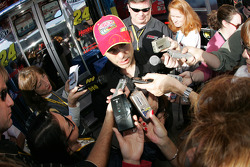 Interviews for Jeff Gordon