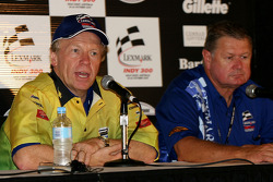 Post-qualifying press conference
