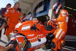 Shinichi Ito, Ducati