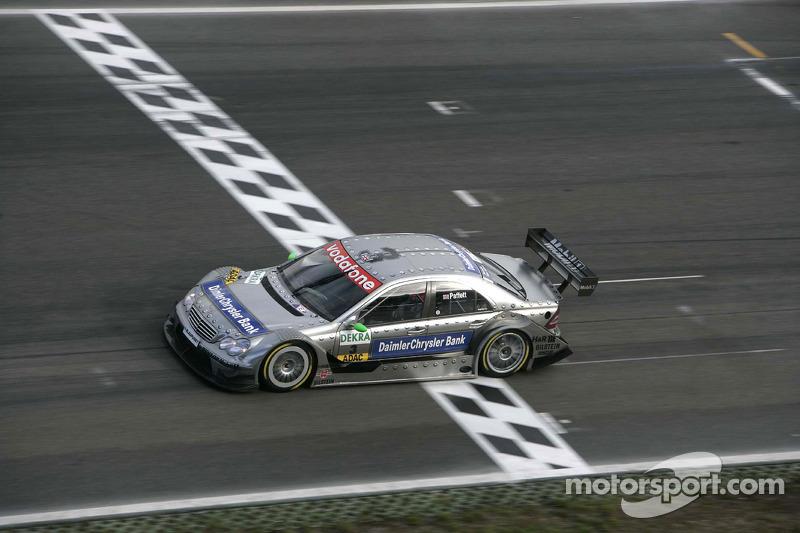 2005: Gary Paffett, Mercedes-AMG Clase C