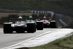 Neel Jani and Nelson A. Piquet