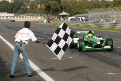 Ralph Firman takes third place