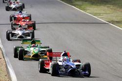 Alexandre Premat leads Nelson A. Piquet