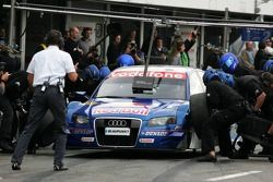 Pitstop practice for Martin Tomczyk