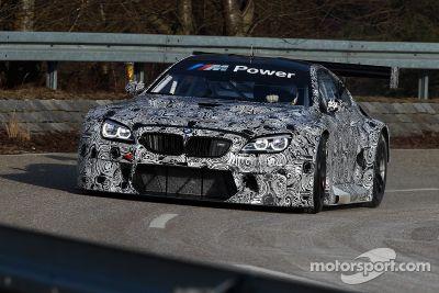 Présentation de la BMW M6 GT3
