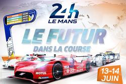 De 24 Uren van Le Mans 2015-poster