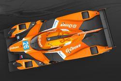 El P2 G-Drive Ligier JS