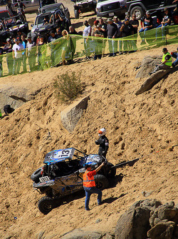 King of the Hammers actie