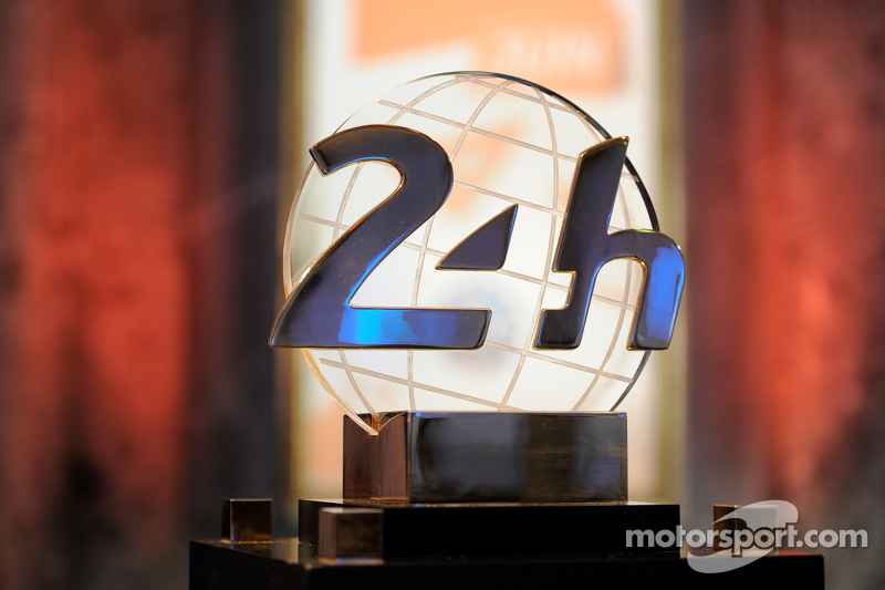 De 24 Uren van Le Mans trofee